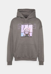 NOTHING BUT NET HOODIE - Sweatshirt - grey