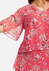 Samoon - Day dress - red - 2