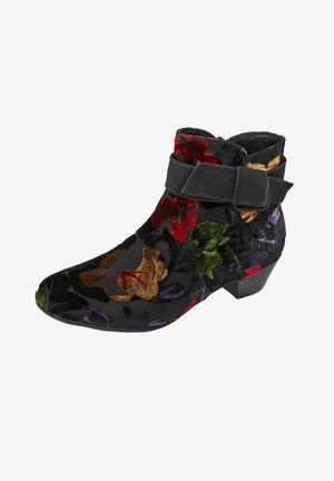 Ankle boots - multicolor