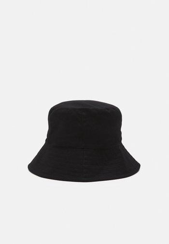 CLIP BUCKET HAT UNISEX - Hattu - black