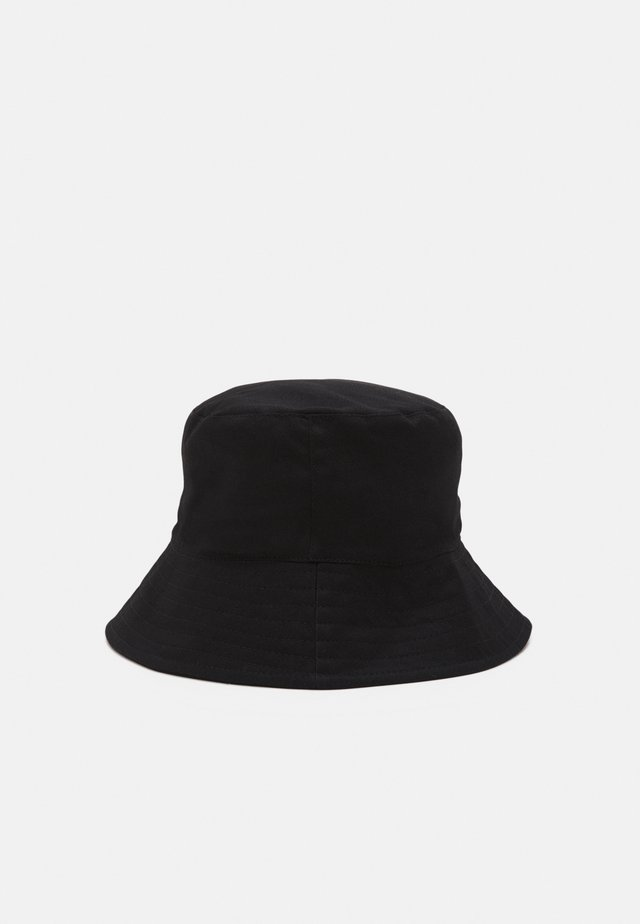 CLIP BUCKET HAT UNISEX - Hatt - black