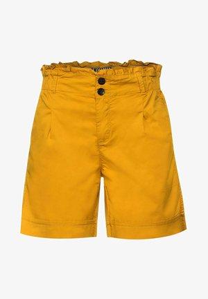 BERMUDA  - Shorts - gelb