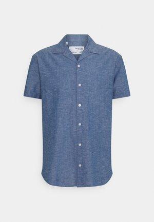 SLHREGNEW  - Skjorta - medium blue denim
