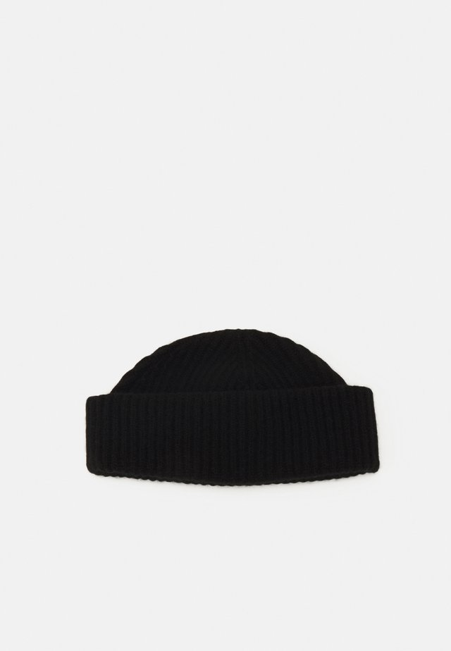 WATCHMAN HAT UNISEX - Bonnet - black