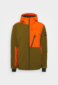 Quiksilver - CORDILLERA - Snowboard jacket - military olive - 7