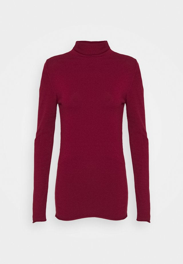 DIEDRO - Jersey de punto - burgundy