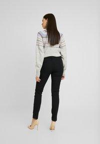 Gap Tall - ANKLE  - Kalhoty - true black - 3