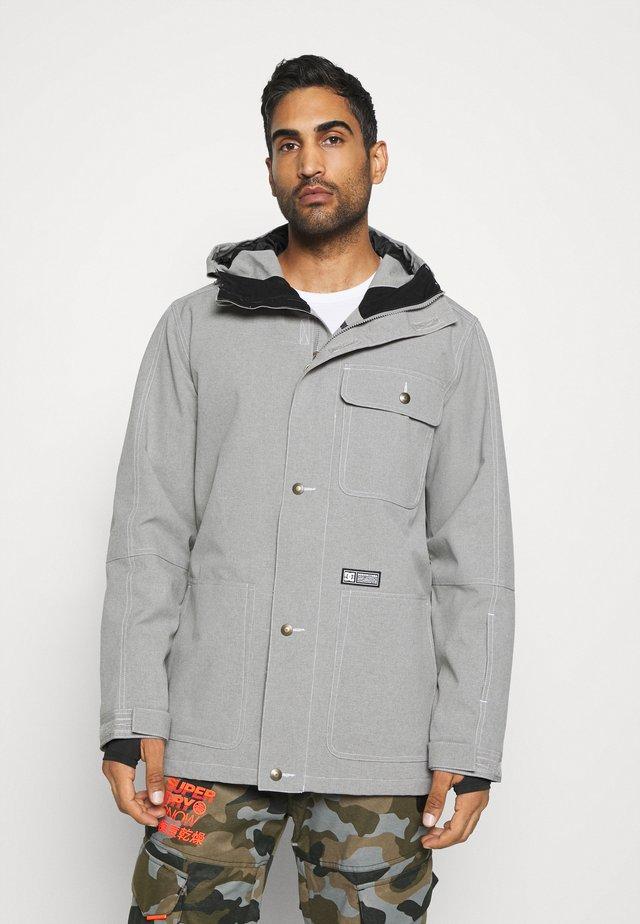 SERVO  - Snowboard jacket - frost gray