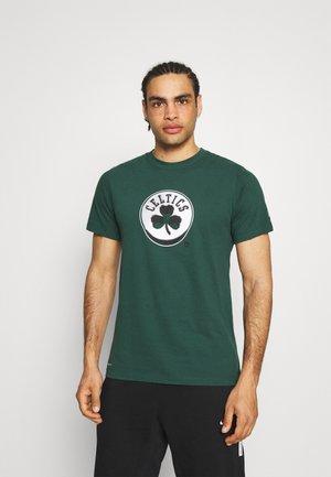 NBA BOSTON CELTICS LOGO TEE - Artykuły klubowe - pro green