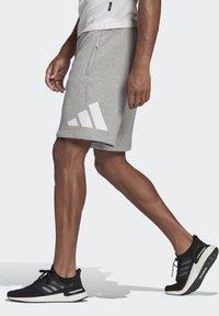 adidas Performance - M FI SHORT - Urheilushortsit - grey - 2