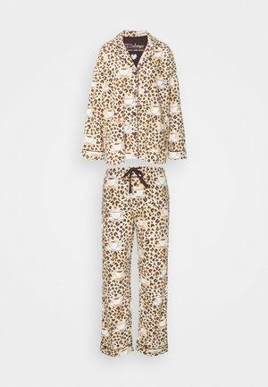 Pyjama set - braun