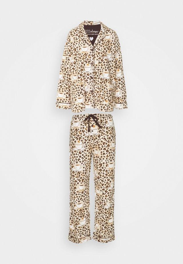 Pyjamas - braun