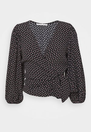 CHASE BLOUSE - Blůza - black