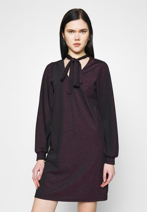 VMJELINA SHORT DRESS  - Kjole - black