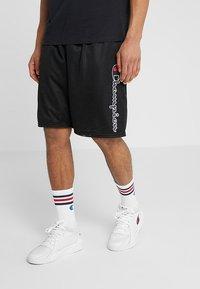Champion - ROCHESTER SHORT - Sports shorts - black - 0