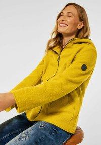 Cecil - Fleece jacket - gelb - 2