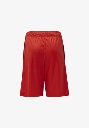 D.O.N. ISSUE #2 SHORTS - Urheilushortsit - red