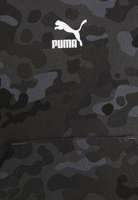 Puma - CLASSICS GRAPHICS HOODIE - Mikina skapucí - grey - 2
