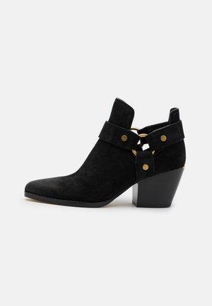 PAMELA - Ankle boots - black