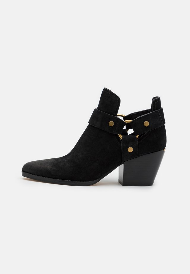 PAMELA - Ankle boot - black