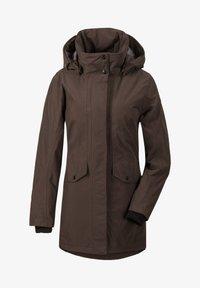 SANNA - Winter coat - coffe brown