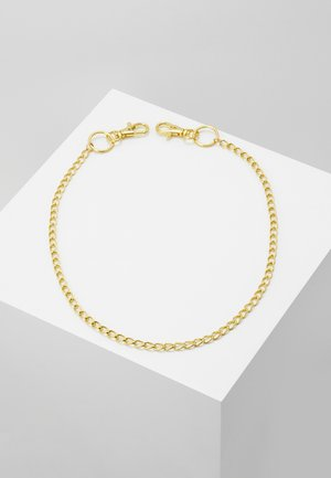 JACTOM CHAIN - Keyring - gold-coloured