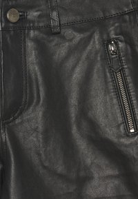 Pieszak - NEW ALEX PANT - Leather trousers - black - 2