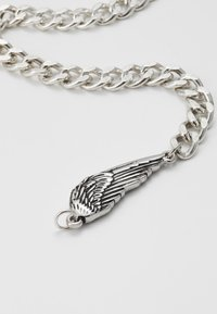 Icon Brand - WING CHARM BRACELET - Bracelet - silver-coloured - 4