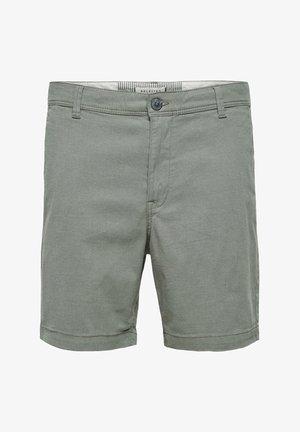 SLHSTORM FLEX  - Shorts - agave green