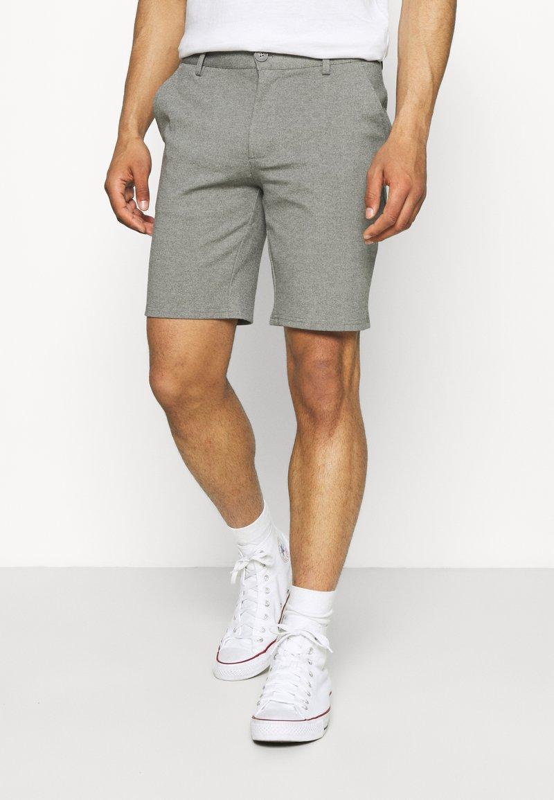 Blend - Shorts - pewter mix