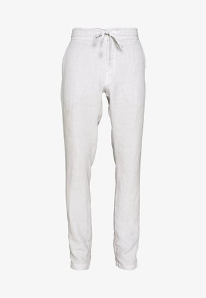 TROUSERS - Trousers - stone soft fade