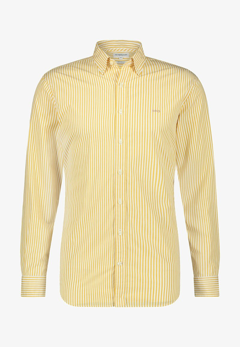 McGregor - REGULAR FIT - Shirt - honey gold