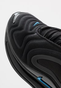 Nike Sportswear - AIR MAX 720 - Sneakers basse - black/blue hero/hyper royal/cool grey - 2
