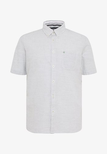 Shirt - multi/deep grass green