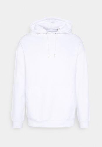 UNISEX - Sweat à capuche - white