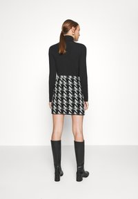 Opus - RAVENNA - Mini skirt - black - 2