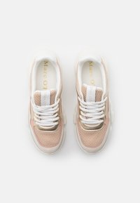 Marc O'Polo - JULIA - Trainers - nude/gold - 5