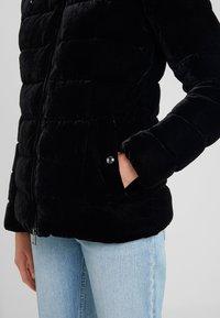 Polo Ralph Lauren - Bunda zprachového peří - black - 4