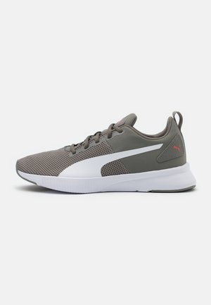 FLYER RUNNER UNISEX - Neutrala löparskor - ultra gray/energy blue
