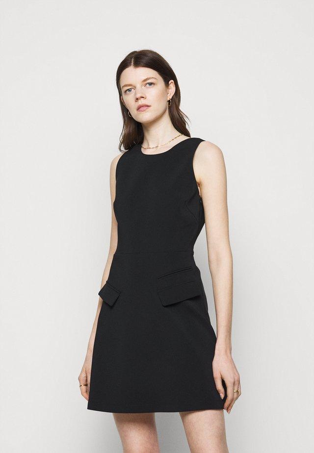 ABITO DRESS - Etui-jurk - nero