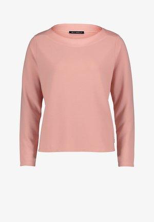 Sweater - mellow rose