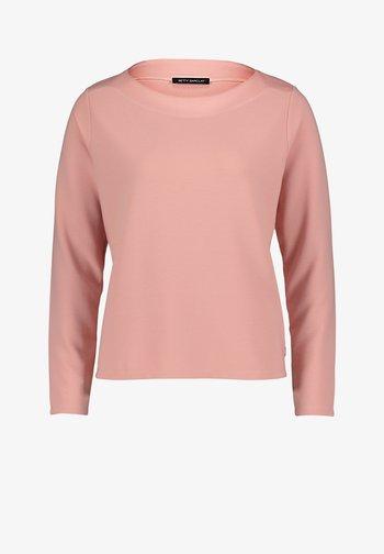 Sweatshirt - mellow rose