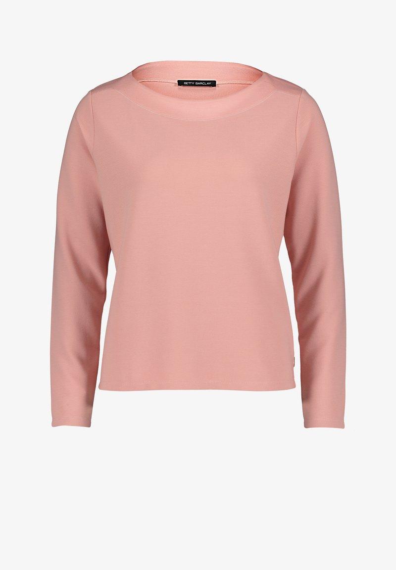 Betty Barclay - Sweatshirt - mellow rose