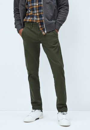 Chino - after dark green