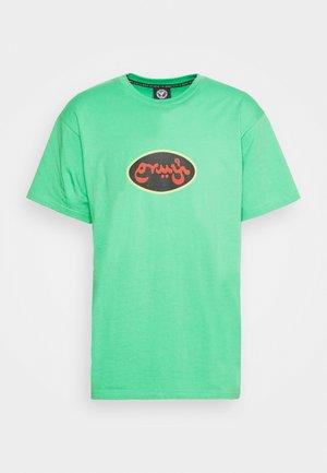 VISIT JERICHO TEE UNISEX - Print T-shirt - green