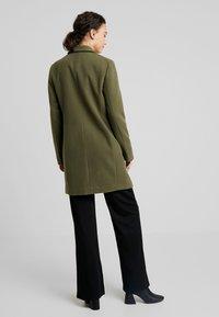 Even&Odd - Manteau classique - khaki - 2