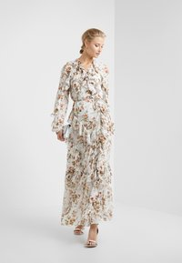 Needle & Thread - GARLAND PETAL WRAP GOWN - Occasion wear - ivory - 1