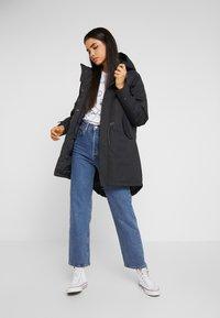 Derbe - SCHMERLE - Winter coat - black - 1