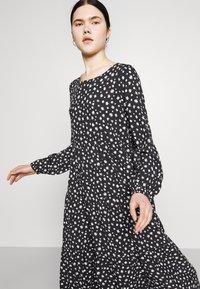 Even&Odd - Day dress - black/white - 3