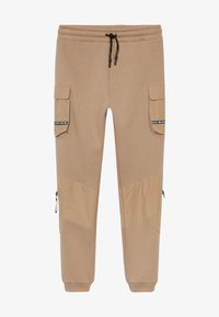 River Island - BLOCKED - Joggebukse - stone light - 3